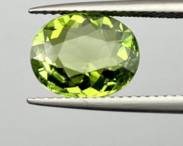 Natural Green Tourmaline 3.80 Cts Good Quality Gemstone