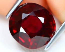 Spessartite Garnet 4.46Ct Oval Cut Natural Spessartite Garnet C0713