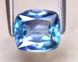Tanzanite 1.36Ct Natural VVS Purplish Blue Tanzanite DF0719/D3