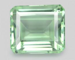7.76 Cts Natural Green Amethyst Loose Gemstone