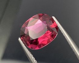 2.09 Cts AAA Grade Bright Red Color Natural Rubellite Tourmaline