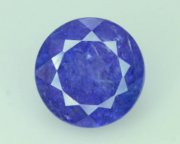 Top Grade 3.30 ct Tanzanite eye catching Color