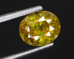 Unbelievable Fire 1.55 Ct AAA Brilliance Sphene !G!