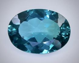 7.08 Crt Topaz  Faceted Gemstone (Rk-10)