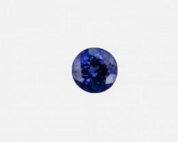 Vivid Blue Tanzanite gemstone AAAA quality 4.13 ct Internally flawless