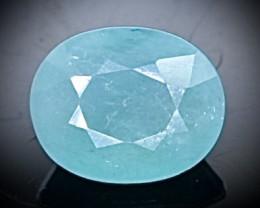 2.01 Crt Natural Grandidierite Faceted Gemstone.( AB 36)