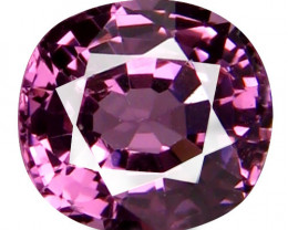 Spinel 1.44 Cts Pink Step cut BGC776