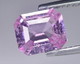 Cylon Sapphire 1.68 Cts Sweet Pink Antique Step Cut BGC361