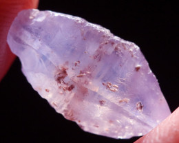 5.48 CTS SAPPHIRE MAUVE CRYSTAL  FROM SRI LANKA [STS1408]