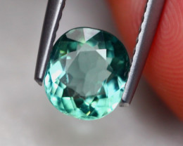 1.12ct Natural Green Tourmaline Oval Cut Lot D415
