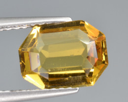 Natural Heliodor 1.57 Cts Top Luster