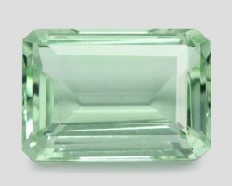 7.30 Cts Natural Green Amethyst Loose Gemstone