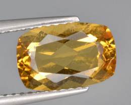 Natural Heliodor 1.86 Cts Top Luster