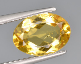 Natural Heliodor 1.55 Cts Top Luster