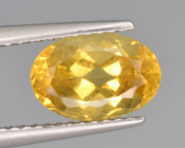 Natural Heliodor 1.73 Cts Top Luster