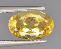 Natural Heliodor 1.81 Cts Top Luster