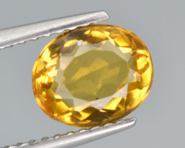 Natural Heliodor 1.82 Cts Top Luster