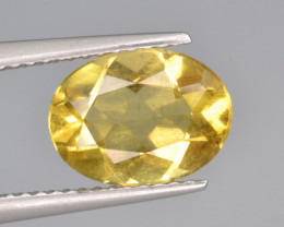 Natural Heliodor 1.98 Cts Top Luster