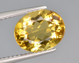 Natural Heliodor 2.29 Cts Top Luster
