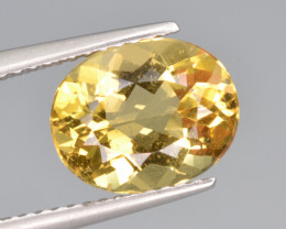 Natural Heliodor 2.39 Cts Top Luster