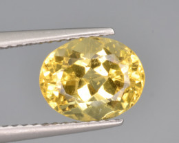 Natural Heliodor 2.48 Cts Top Luster