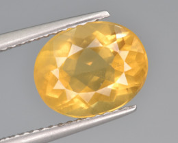 Natural Heliodor 2.62 Cts Top Luster