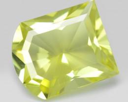 *NoReserve*Lemon Quartz 5.22 Cts Natural Gemstone