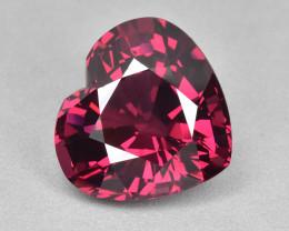 10.31 Cts Gorgeous Beautiful Color Natural Rhodolite Garnet
