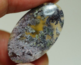 28.100CRT BEAUTY MOSS AGATE INDONESIA