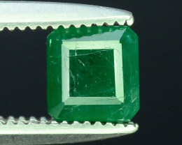 Top Color 0.60 ct Emerald~Swat
