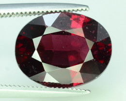 Top Quality 5.25 ct  Purplish Red Garnet ~ MS