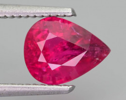 Afghan Rubellite 2.17 ct Saturated Red Color SKU-1