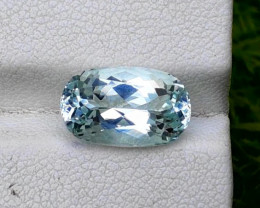 Aquamarine, 4.65 cts Top Color Natural Aquamarine from Pakistan