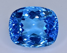 37.46 Crt  Topaz Faceted Gemstone (Rk-11)