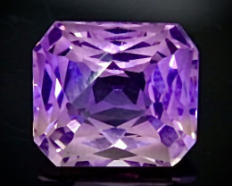 4.00 Crt Ametrine  Faceted Gemstone (Rk-11)