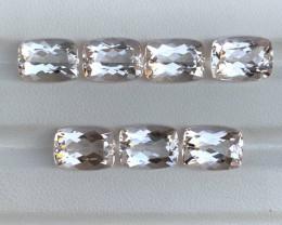 23.35 Carats Natural  Morganite Gemstone