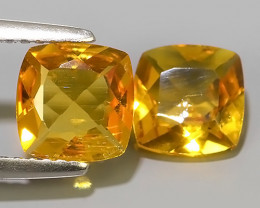 2.40~CTS GENUINE NATURAL ULTRA RARE COLLECTION ~GOLDEN YELLOW BERYL!!