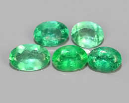 1.20 CTS EXCELLENT SUPER COLLECTION NATURAL EMERALD COLOMBIA !!