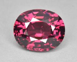 11.51 Cts Beautiful Amazing Color Natural Rhodolite Garnet