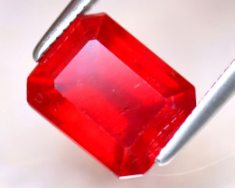 Ruby 3.80Ct Madagascar Blood Red Ruby DF0919/A20
