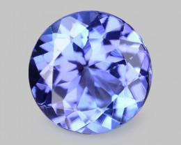0.41 Cts Amazing rare AA Violet Blue Color Natural Tanzanite Gemstone