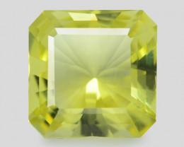 3.52 Cts Natural Lemon Quartz Gemstone