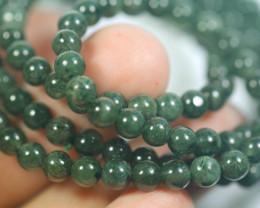 Natural  Phantom Quartz Necklace