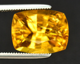 Rarest 5.75 Ct Natural Clinohumite From Siberia