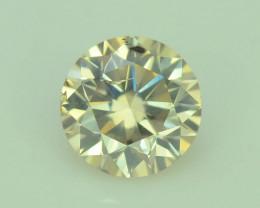 0.60 ct I1 Clarity Natural Diamond t