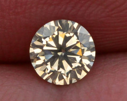 0.65 ct I1 Clarity Natural Diamond t