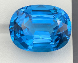 60.56 CT Topaz Gemstones Top Colour Top Luster with German cutting