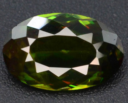 Top Fire 1.65 ct Natural Sphene Q.S