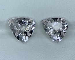 5.35 Carats Natural  Morganite Gemstone