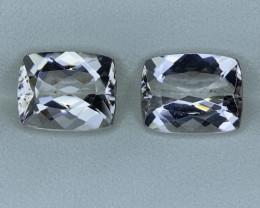 5.75 Carats Natural  Morganite Gemstone